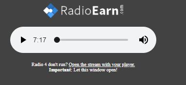 RadioEarn Guadagna ascoltando radio